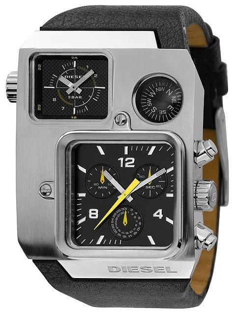 Часы diesel квадратные метры