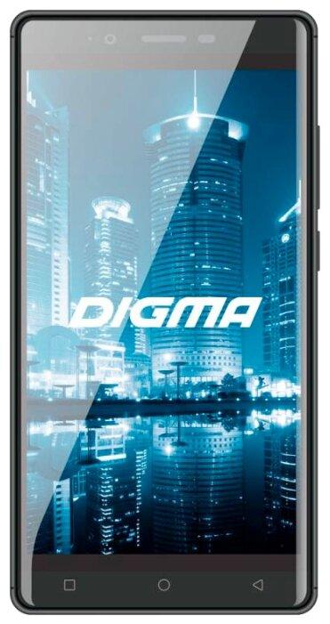 Digma Digma CITI Z530 3G 8Гб, Темно-серый