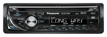 Автомагнитола Panasonic CQ-DX100W5