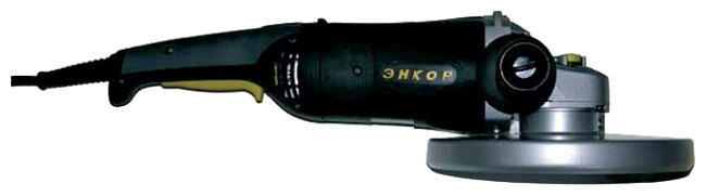 УШМ Энкор УШМ-1800/180Э, 1800 Вт, 180 мм