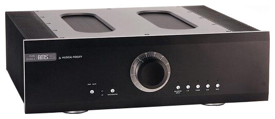 Сравнение с Musical Fidelity AMS-35i black