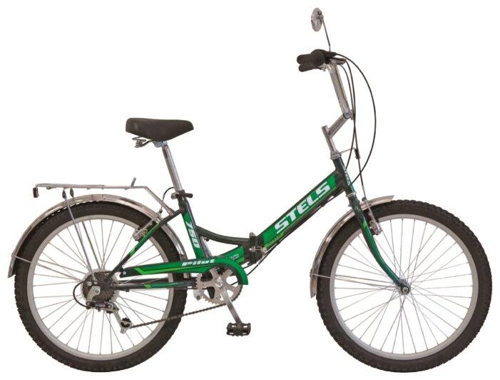 Городской велосипед STELS Pilot 750 24 (2015)