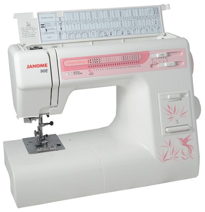 Швейная машина Janome 90E Limited Edition