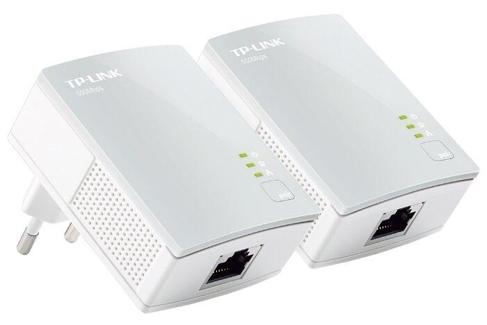 TP-LINK Комплект адаптеров Powerline TP-LINK TL-PA4010KIT