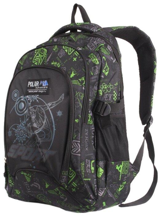 Рюкзак Polar 80098 Зеленый 18 л