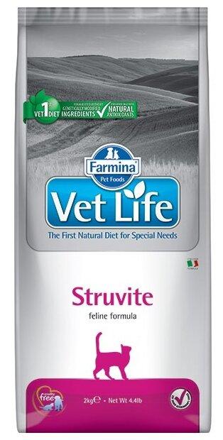 Корм для кошек Farmina Vet Life при лечении МКБ