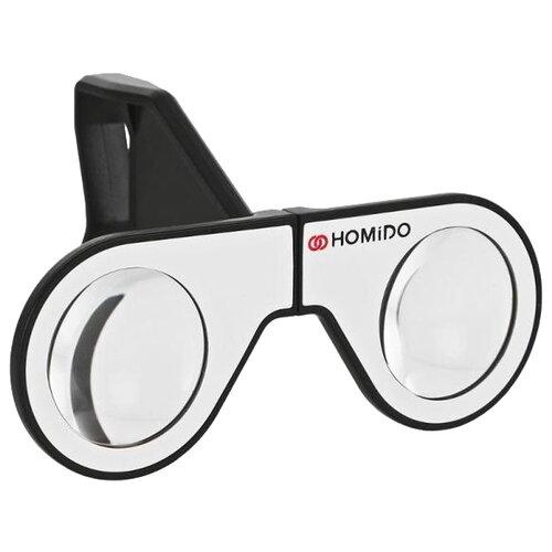Очки виртуальной реальности HOMIDO mini белый/черный