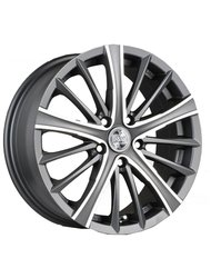 Диски Racing Wheels H-537 7,0x17 5x105 D56.6 ET40 цвет WFP - фото 1