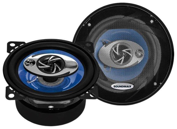 Автомобильная акустика SoundMAX SM-CSD403