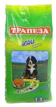Корм для собак Трапеза Юни для щенков и беременных сук (13.0 кг) 1 шт.