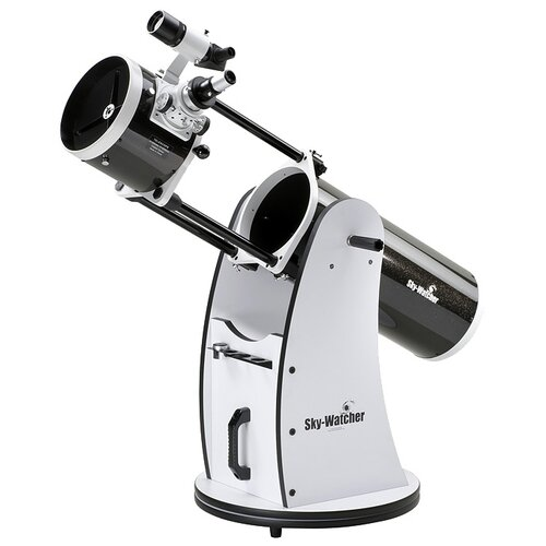 Телескоп Sky-Watcher Dob 8 (200/1200) Retractable черныйТелескопы<br>