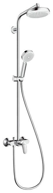 Hansgrohe Crometta 160 1jet Showerpipe 27266400