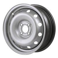 Колесные штампованные диски Magnetto 15001 6x15 4x100 ET50 D60 Серебристый (15001)