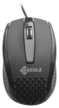 Мышь Kreolz MS100U Black USB