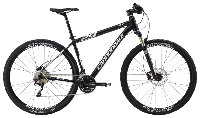 Cannondale Trail SL 29 2 (2014)