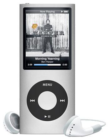 Плеер Apple iPod nano 4 8Gb