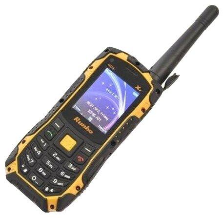 Runbo Телефон Runbo X1