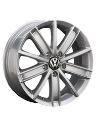 Колесный диск Replica VW33 7x17/5x112 D57.1 ET54 SF - фото 1