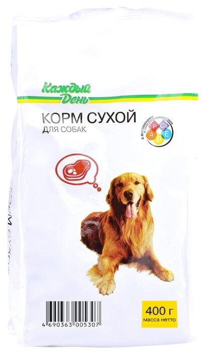 Каждый День Сухой корм для собак (0.4 кг)