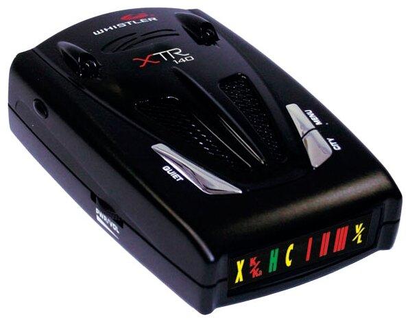 Whistler XTR-140