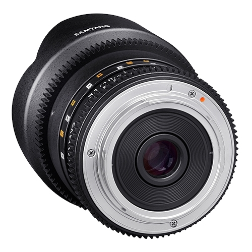 Объектив Samyang 10mm T3.1 ED AS NCS CS VDSLR Fujifilm X