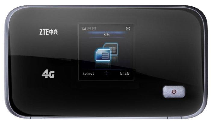 Wi-Fi роутер ZTE MF93D