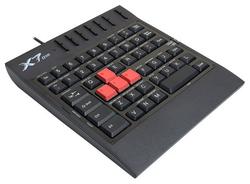 Игровая клавиатура A4Tech X7-G100 Black USB