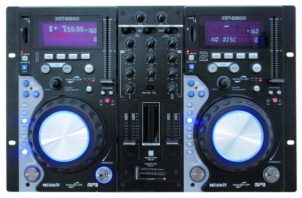 Omnitronic XET-2800