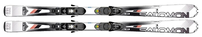Горные лыжи Salomon Enduro LX 750 (11/12)
