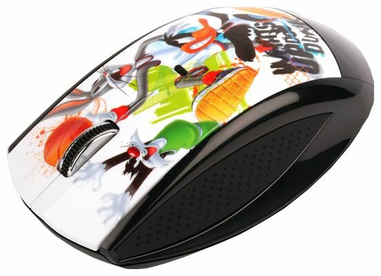 Мышь Modecom MC-619 ART LOONEY TUNES 1 USB