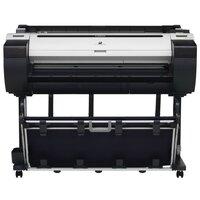 Плоттер Canon imagePROGRAF iPF785 (8966B003) - в комплекте жесткий диск 320Gb, напольный стенд, старт. чернила по 6х90мл
