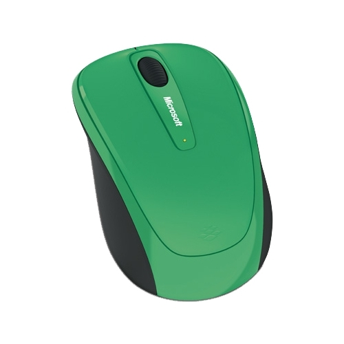 Мышь Microsoft Wireless Mobile Mouse 3500 Limited Edition Turf Green USB