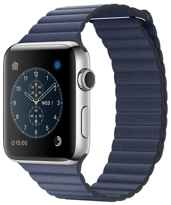 Apple Watch Series 2 42mm with Leather Loop