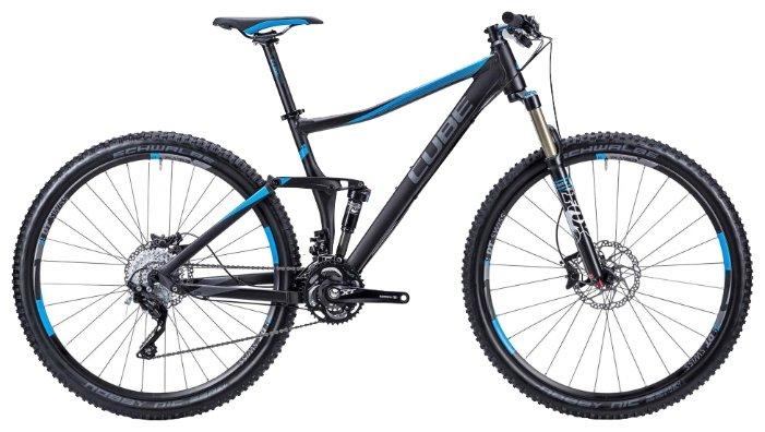 Горный (MTB) велосипед Cube Stereo 120 HPA Race 29 (2015)