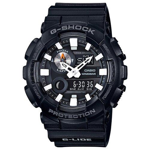 Наручные часы CASIO GAX-100B-1A наручные часы casio eqw m1000db 1a