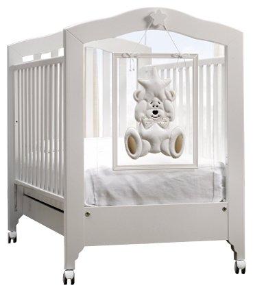 Кроватка Baby Italia Matisse (качалка)