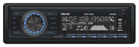 Velas VDU-F506