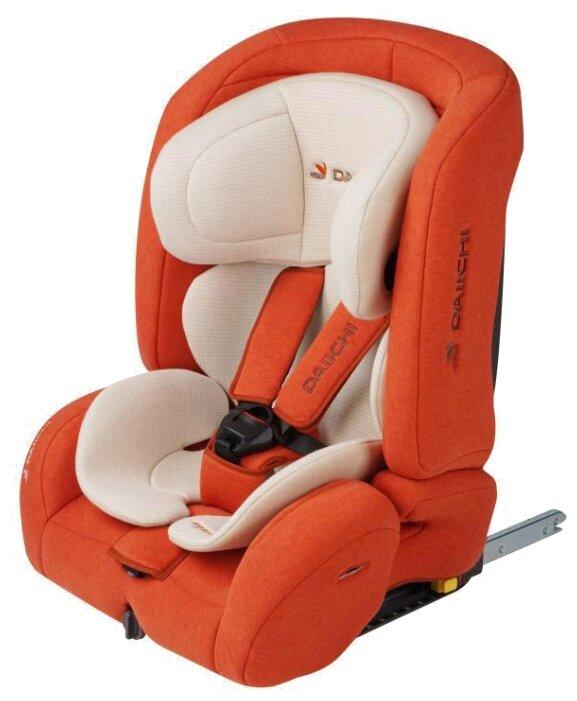 Автокресло группа 1/2/3 (9-36 кг) Daiichi D-Guard Toddler Isofix Organic