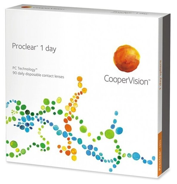 CooperVision Proclear 1 Day (90 линз)