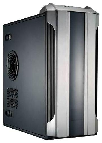Компьютерный корпус Compucase 6XM1 550W Black/silver