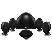 Комплекты акустики KEF E305 black