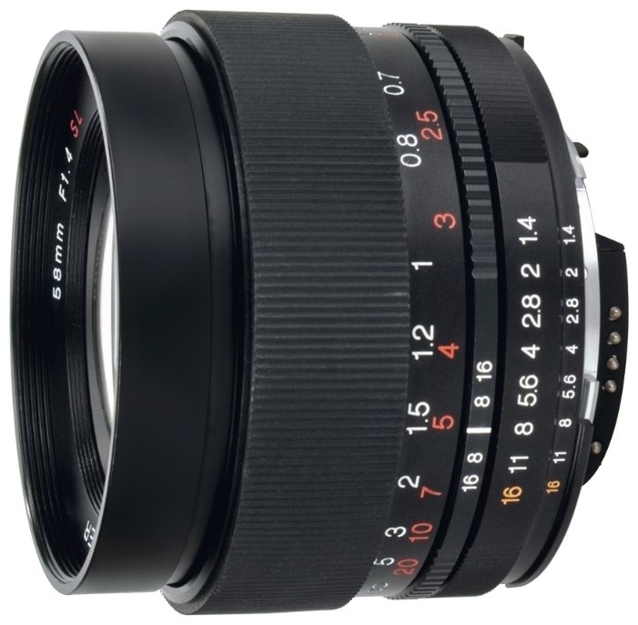 Объектив Voigtlaender 58mm f/1.4 SLII Nokton Pentax K