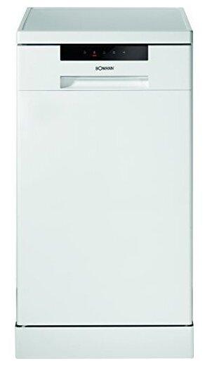 Посудомоечная машина Bomann GSP 849 серебристый