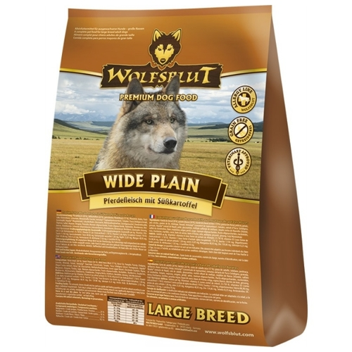 Корм для собак Wolfsblut Wide Plain Large Breed