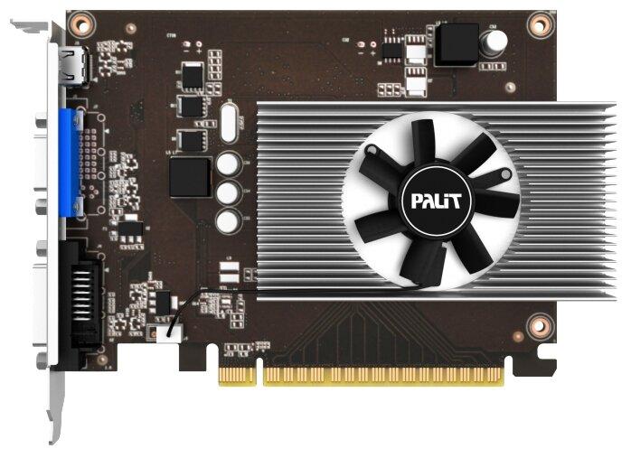 Palit GeForce GT 730 902Mhz PCI-E 2.0 4096Mb 5000Mhz 64 bit DVI Mini-HDMI HDCP
