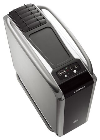 Компьютерный корпус Cooler Master COSMOS 1000 (RC-1000) w/o PSU Silver/black
