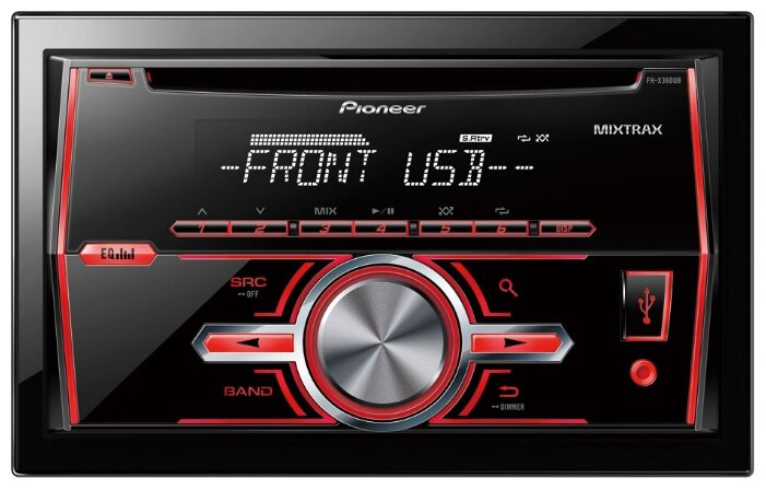 Pioneer FH-X360UB