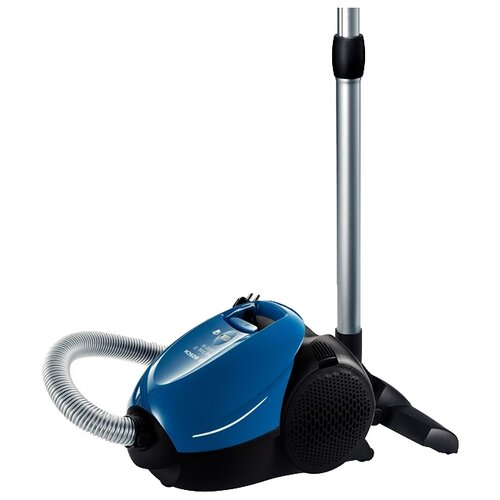 Пылесос Bosch BSM 1805, синий недорого