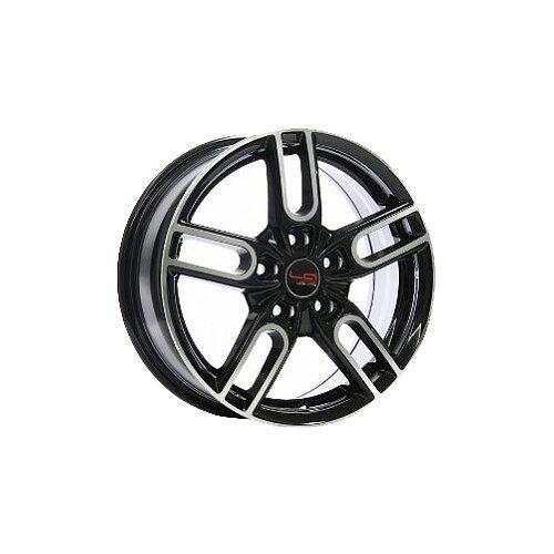 Фото - Колесный диск LegeArtis VW511 6.5x16/5x112 D57.1 ET33 BKF колесный диск legeartis a71 6 5x16 5x112 d57 1 et33 gm
