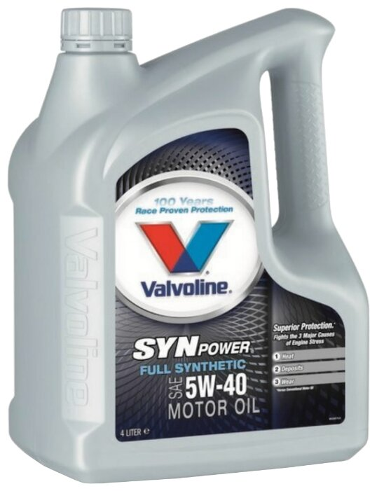 VALVOLINE SynPower 5W-40 4 л